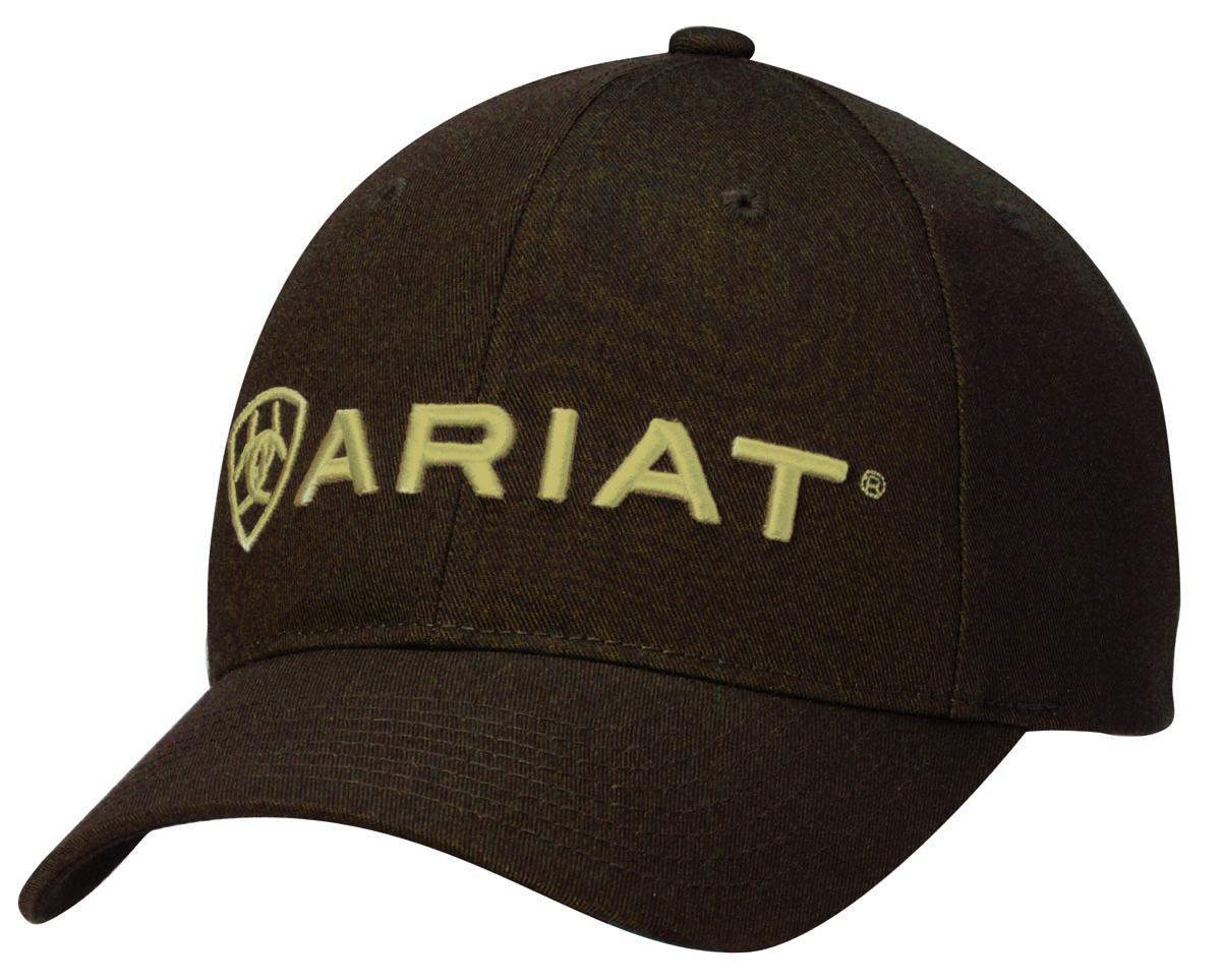 ARIAT Horizontal Logo Western Cap