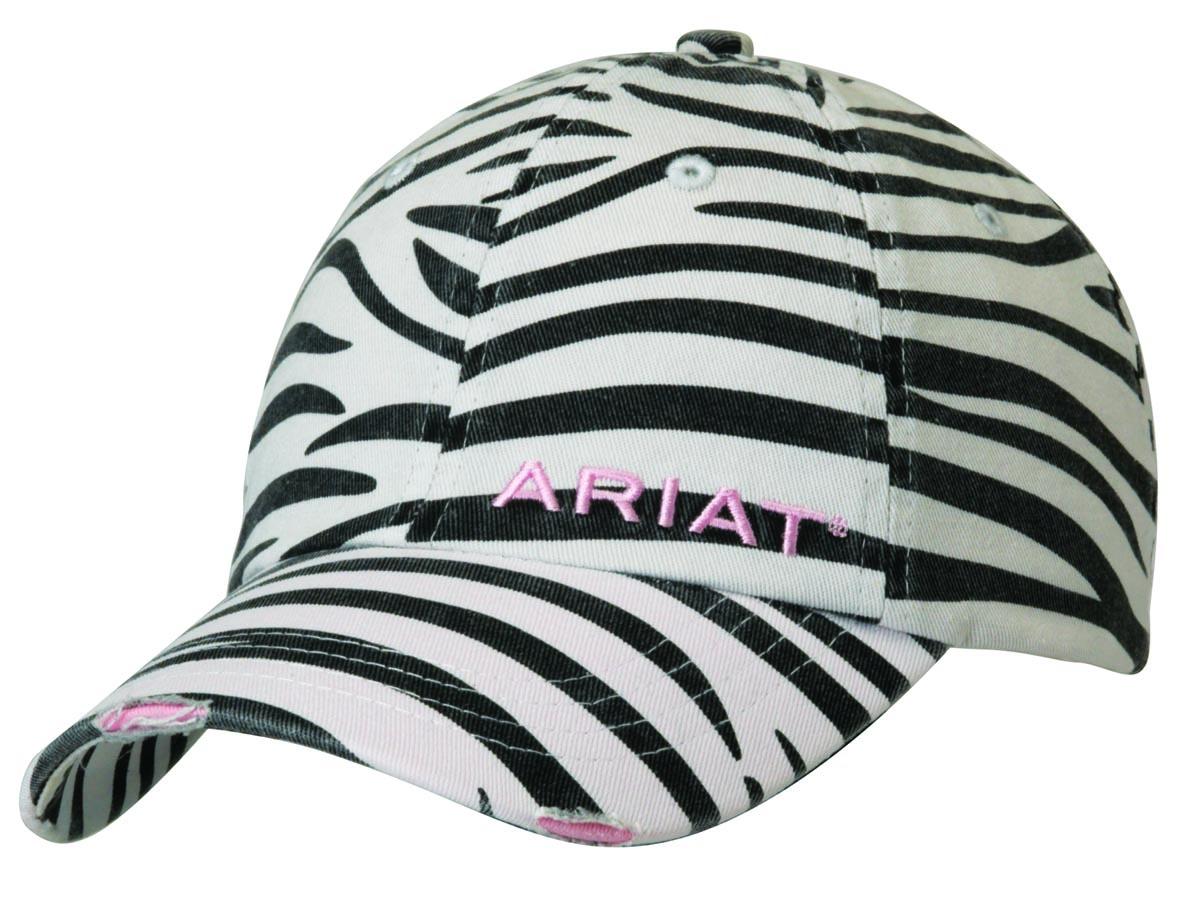ARIAT Ladies Embroidered Ariat Ball Cap