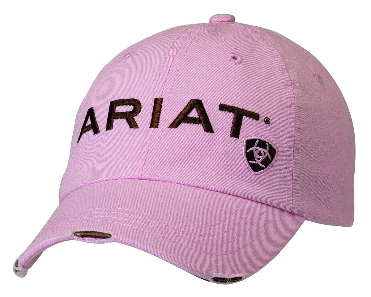 ARIAT Ladies Embroidered ARIAT Cap