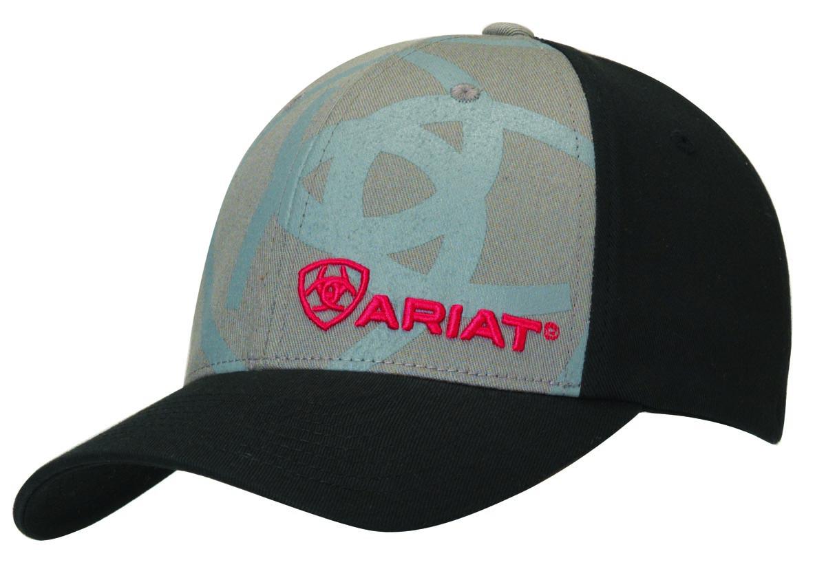 ARIAT Flex Fit Shadow Logo Cap