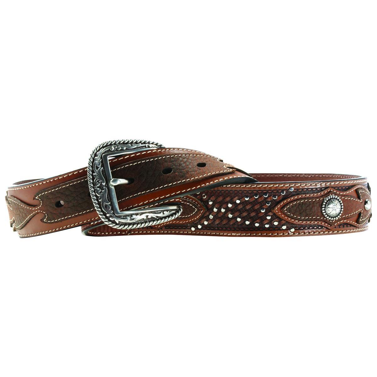 ARIAT Men's Sidewinder Belt