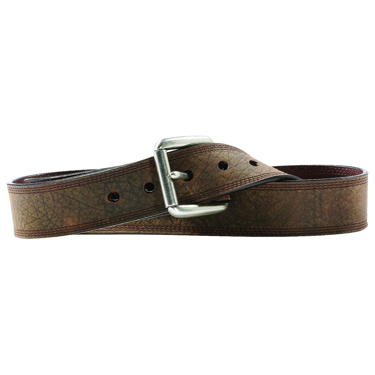 ARIAT Men's Triple Stitch Work Belt