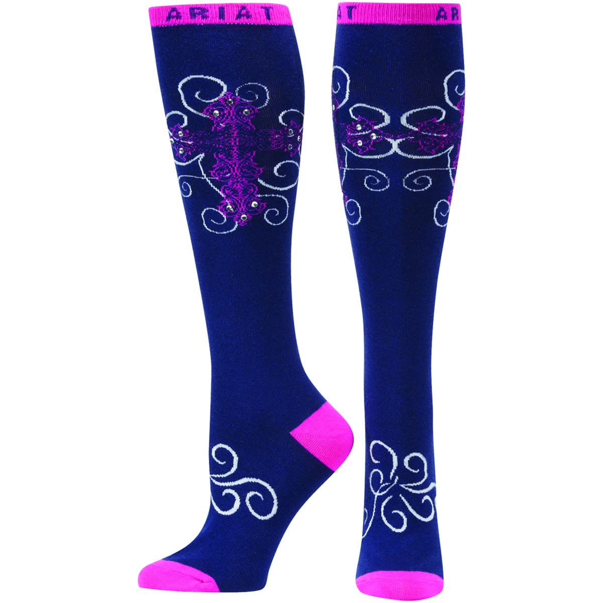 ARIAT Women's Presley Knee Sock