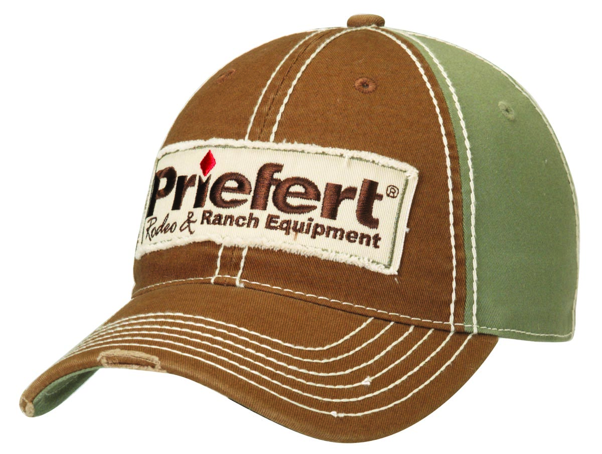 Priefert Patch Casual Cap