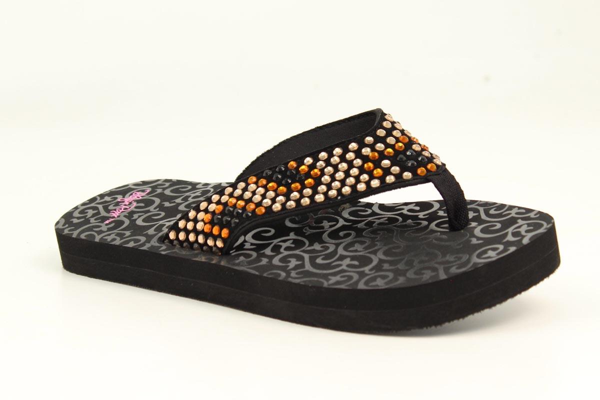 Blazin Roxx Ladies Zandra Flip Flops