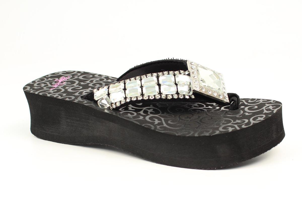 Blazin Roxx Ladies Mandi Flip Flops