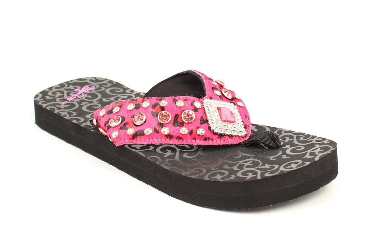 Blazin Roxx Ladies Karleigh Flip Flops