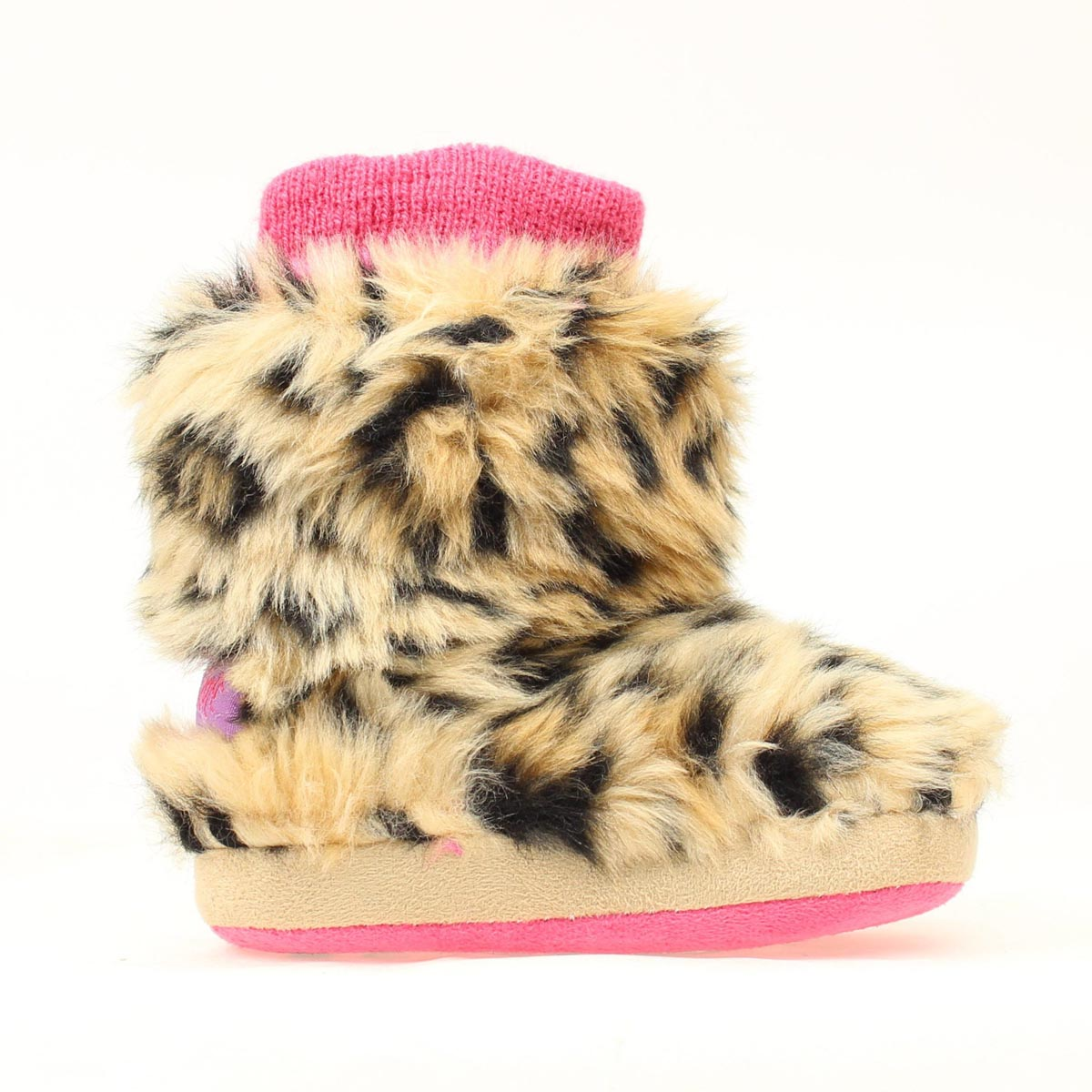 Blazin Roxx Infant Fur Slipper