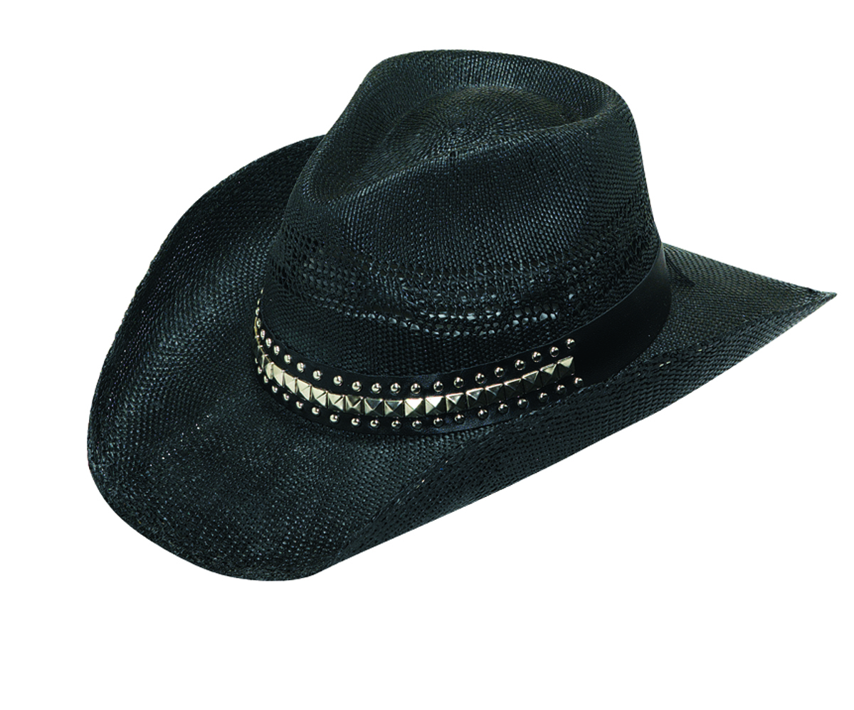 Twister Fashion Studded Band Hat