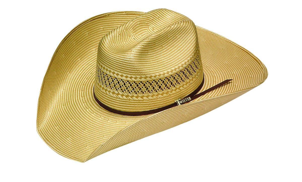 Twister 10X Shantung Cowboy Hat