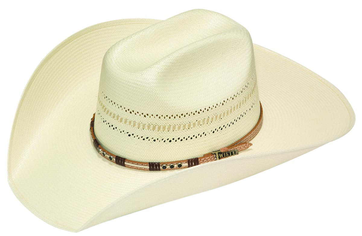 Twister 10X Shantung Jewel Hat