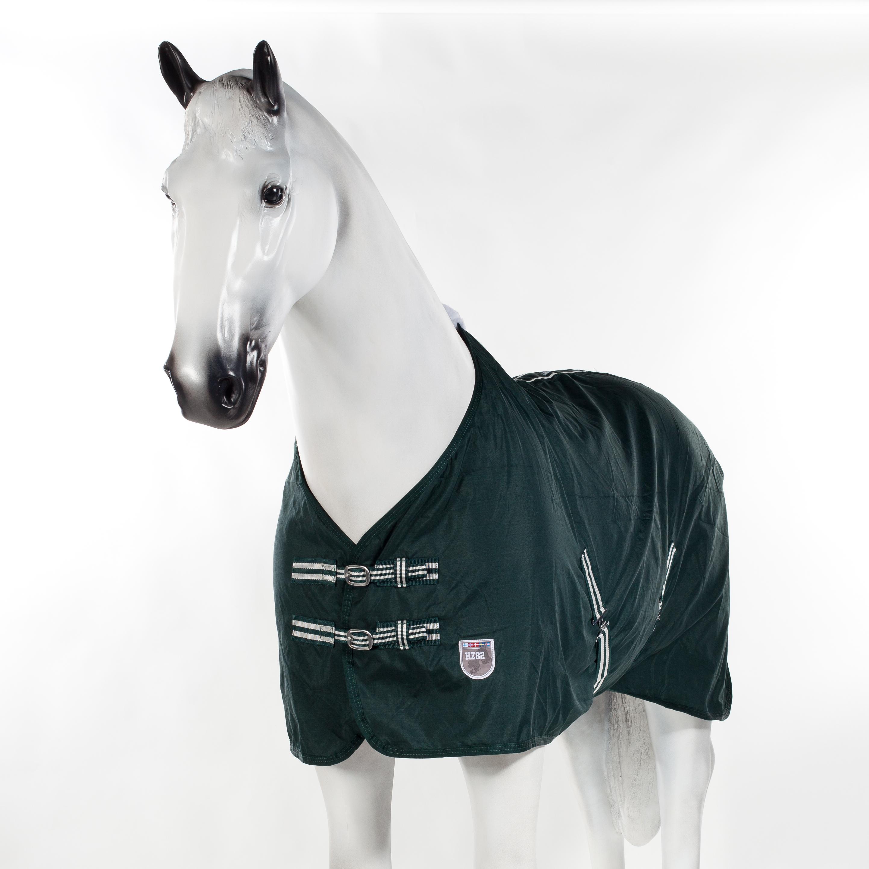 Horze Brighton Polyester Blanket with Fleece Lining