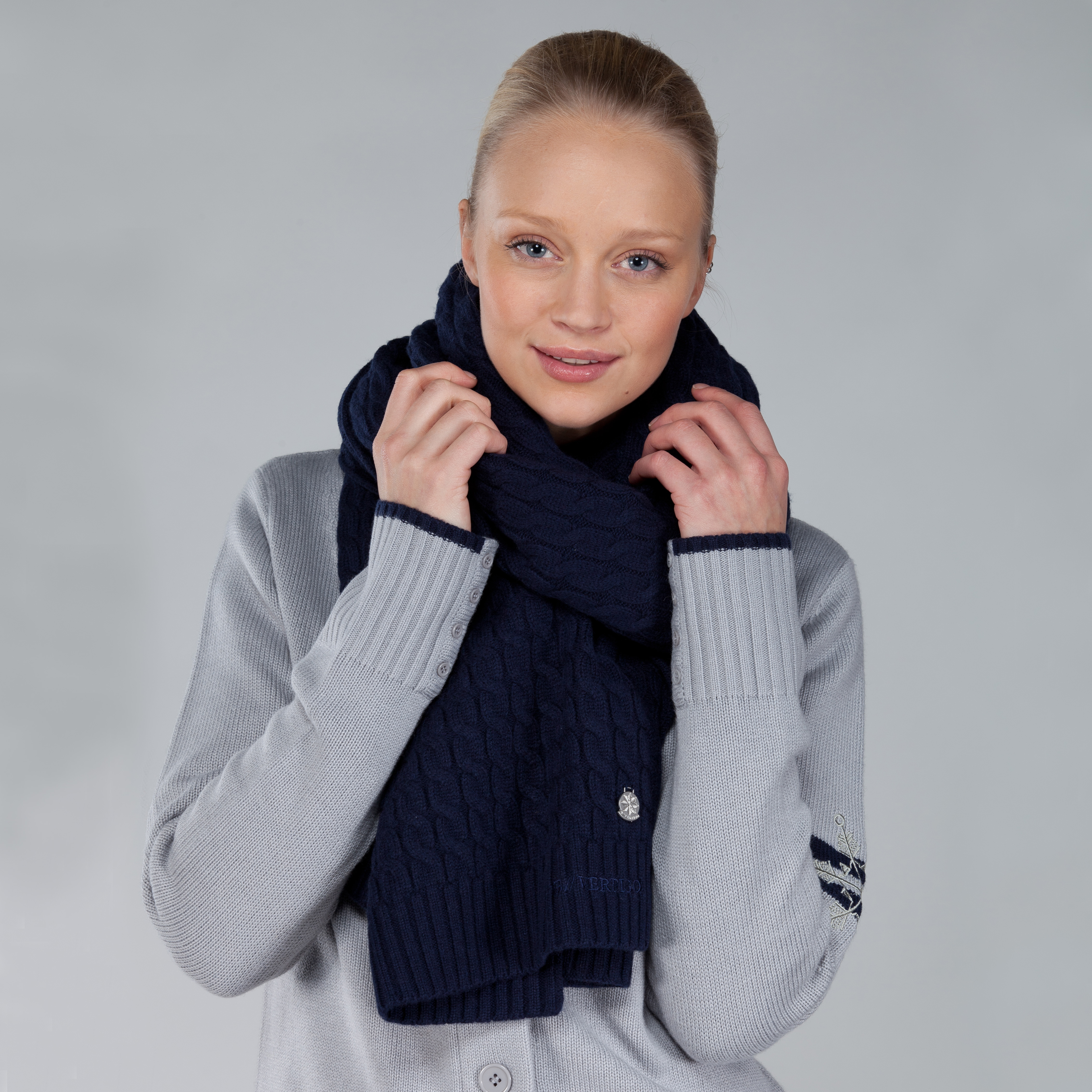 Horze Landon Knitted Scarf