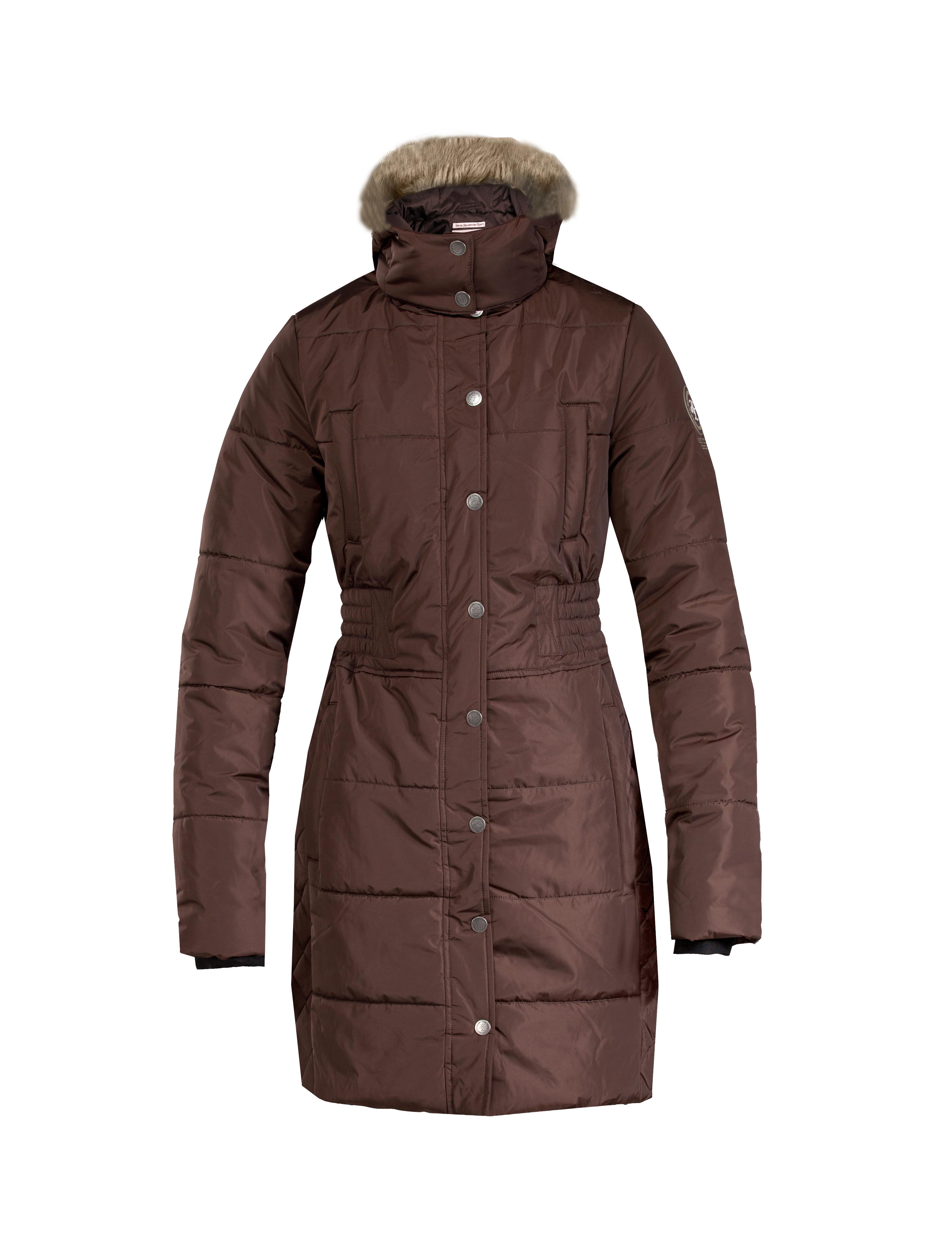 Horze Alessa Womens Long Coat