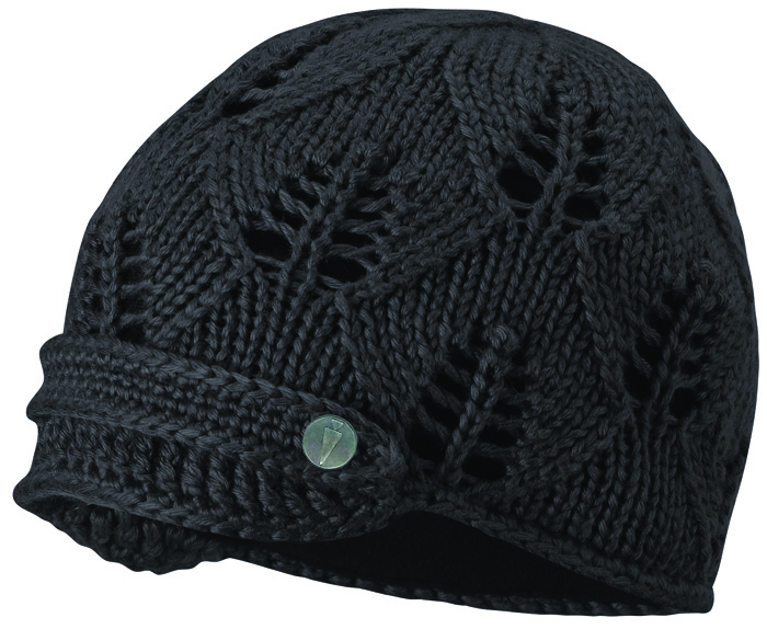 KERRITS Button Knit Beanie