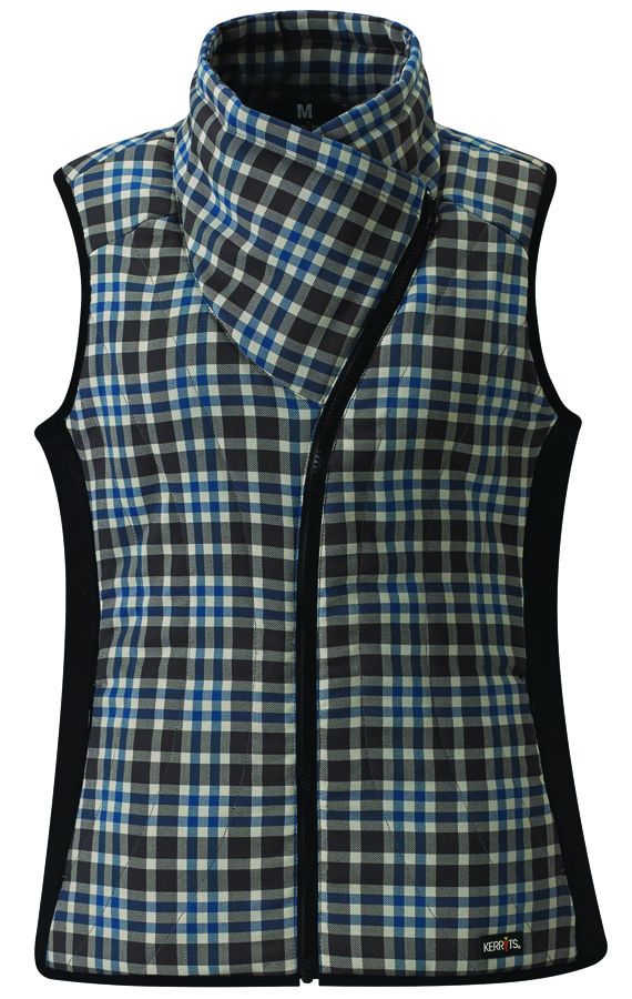 KERRITS Cross Diagonal Vest