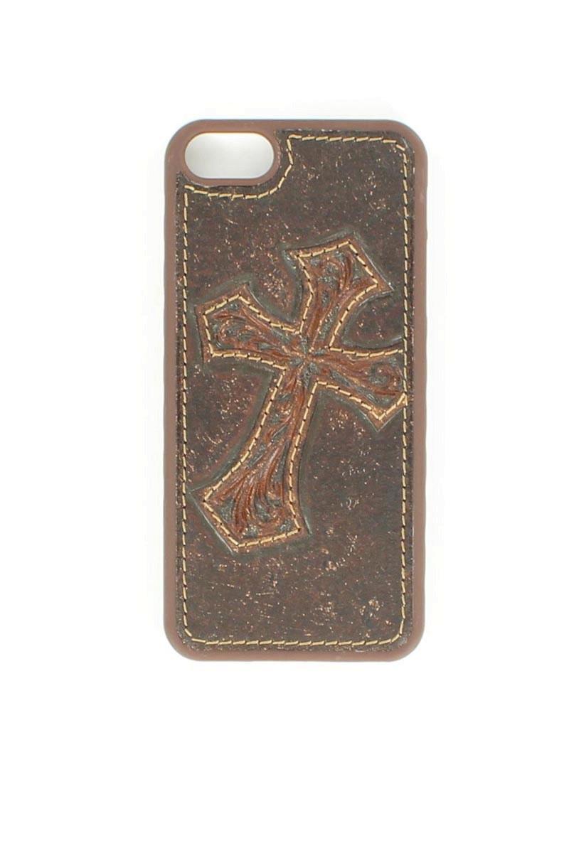 M&F Western Diagonal Cross Iphone 5 Cover