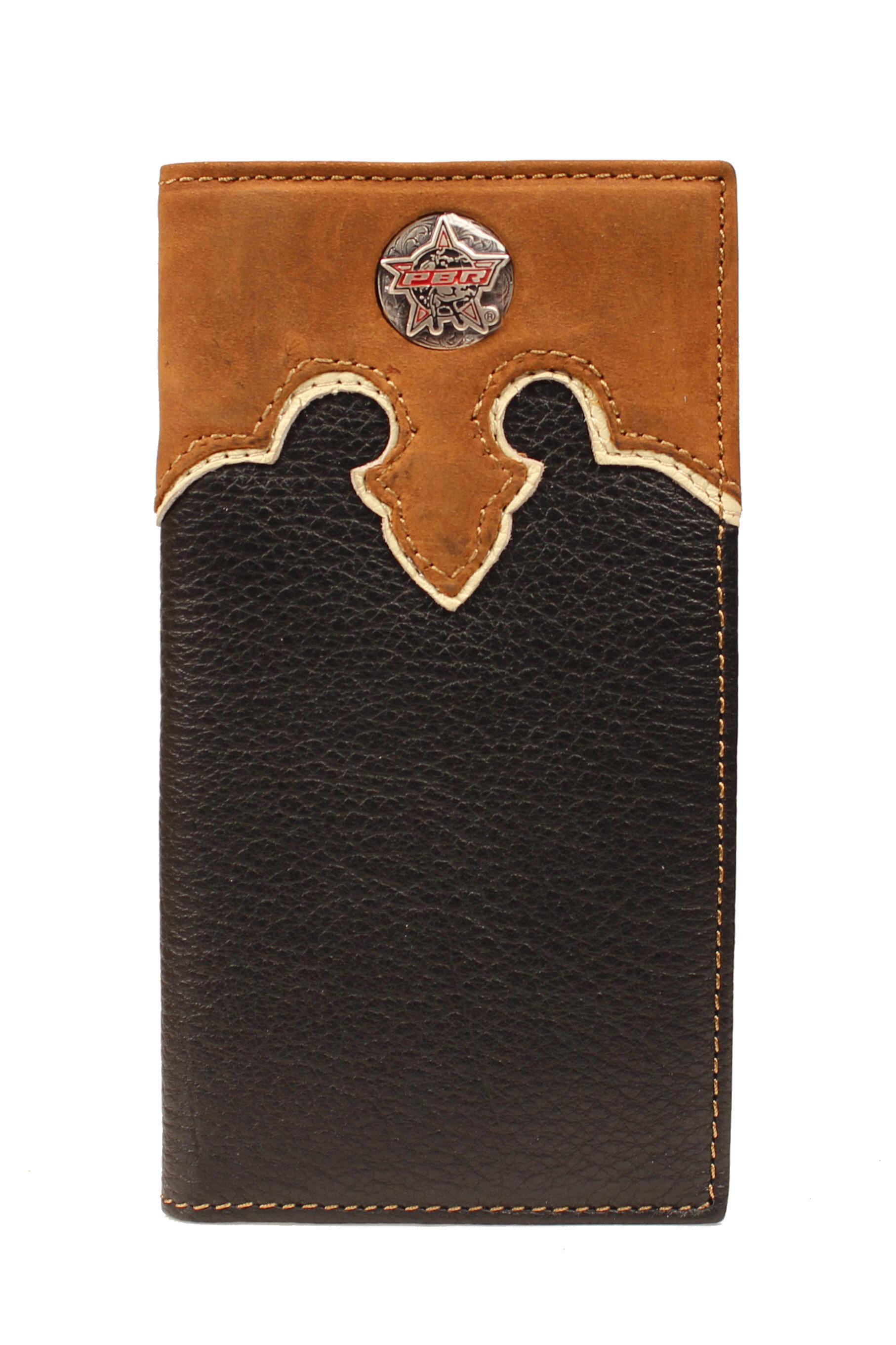 PBR Mens Bull Rider Wallet