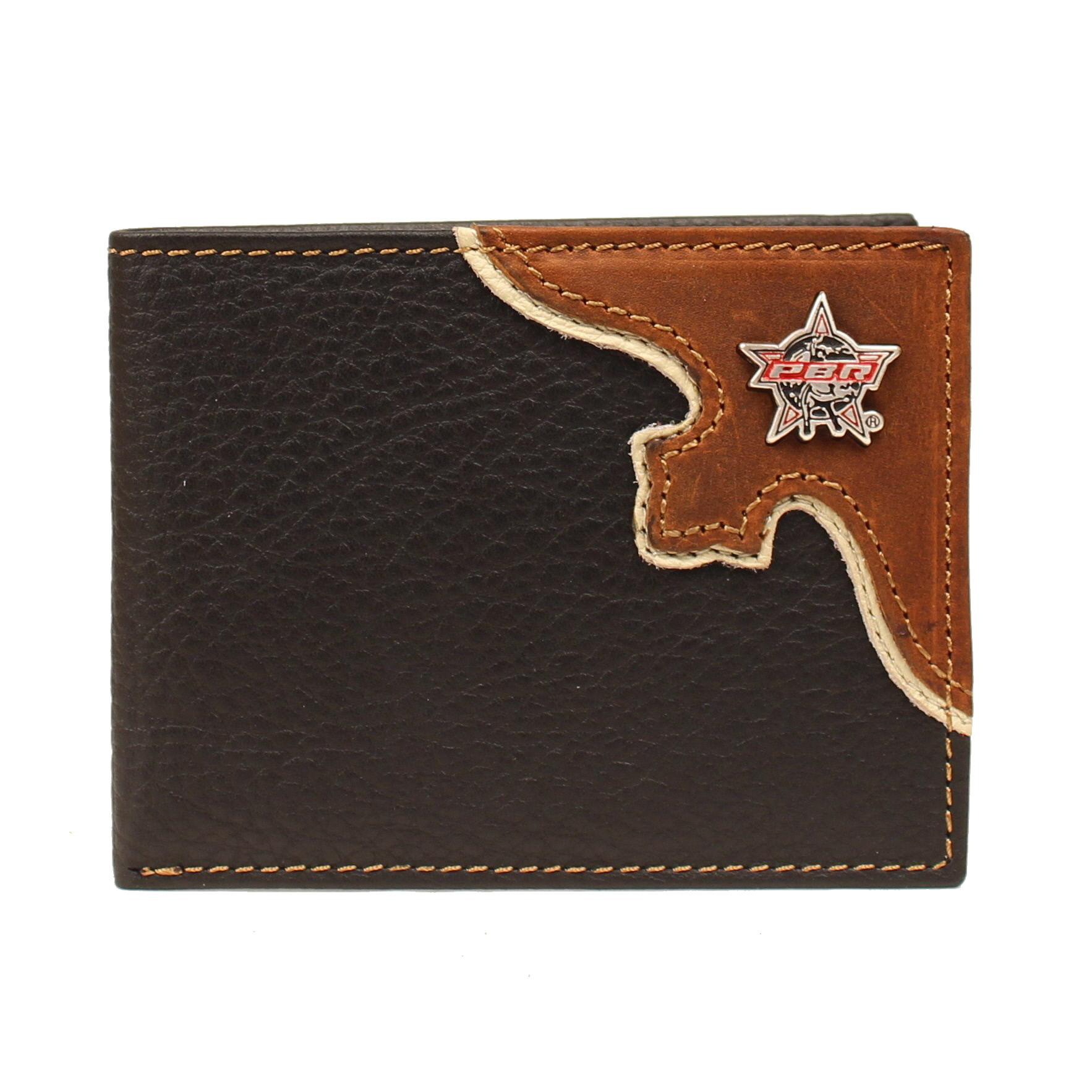 PBR Bi-fold Overlay Wallet
