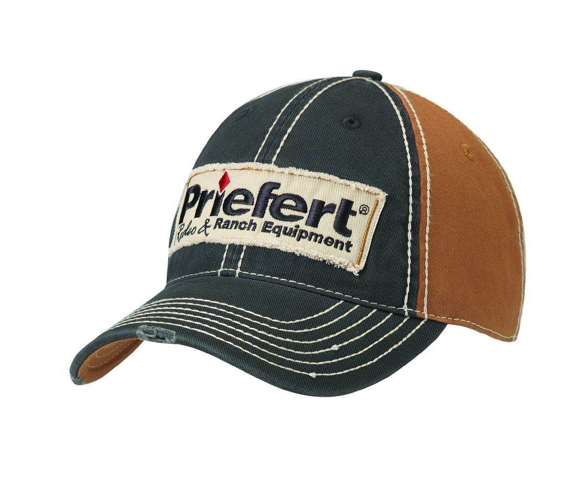 Priefert Youth Logo Vented Cap