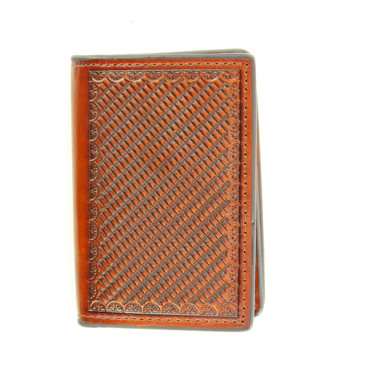 Nocona Stamped Card Holder