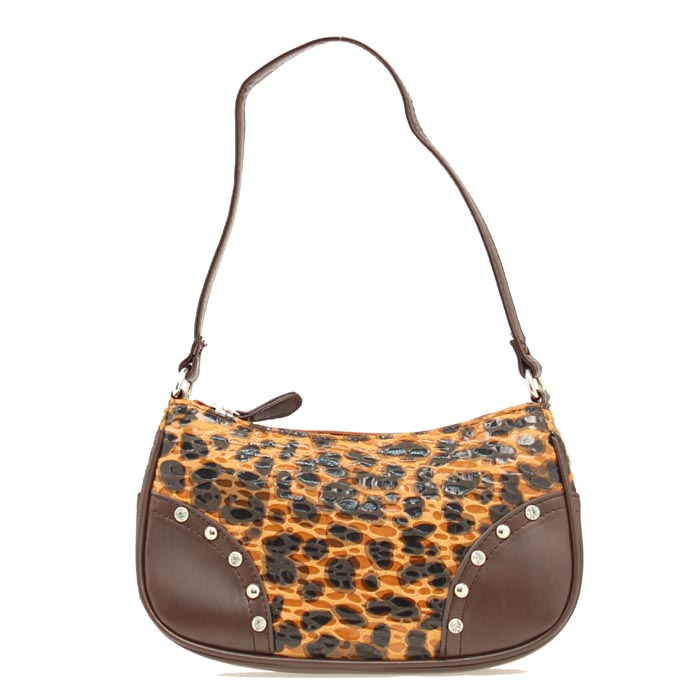 Nocona Youth Leoparard Handbag