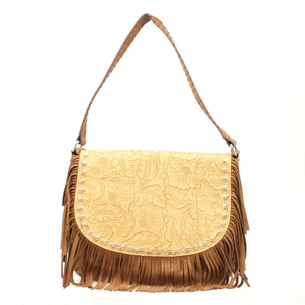 Blazin Roxx Fringe Shoulder Handbag