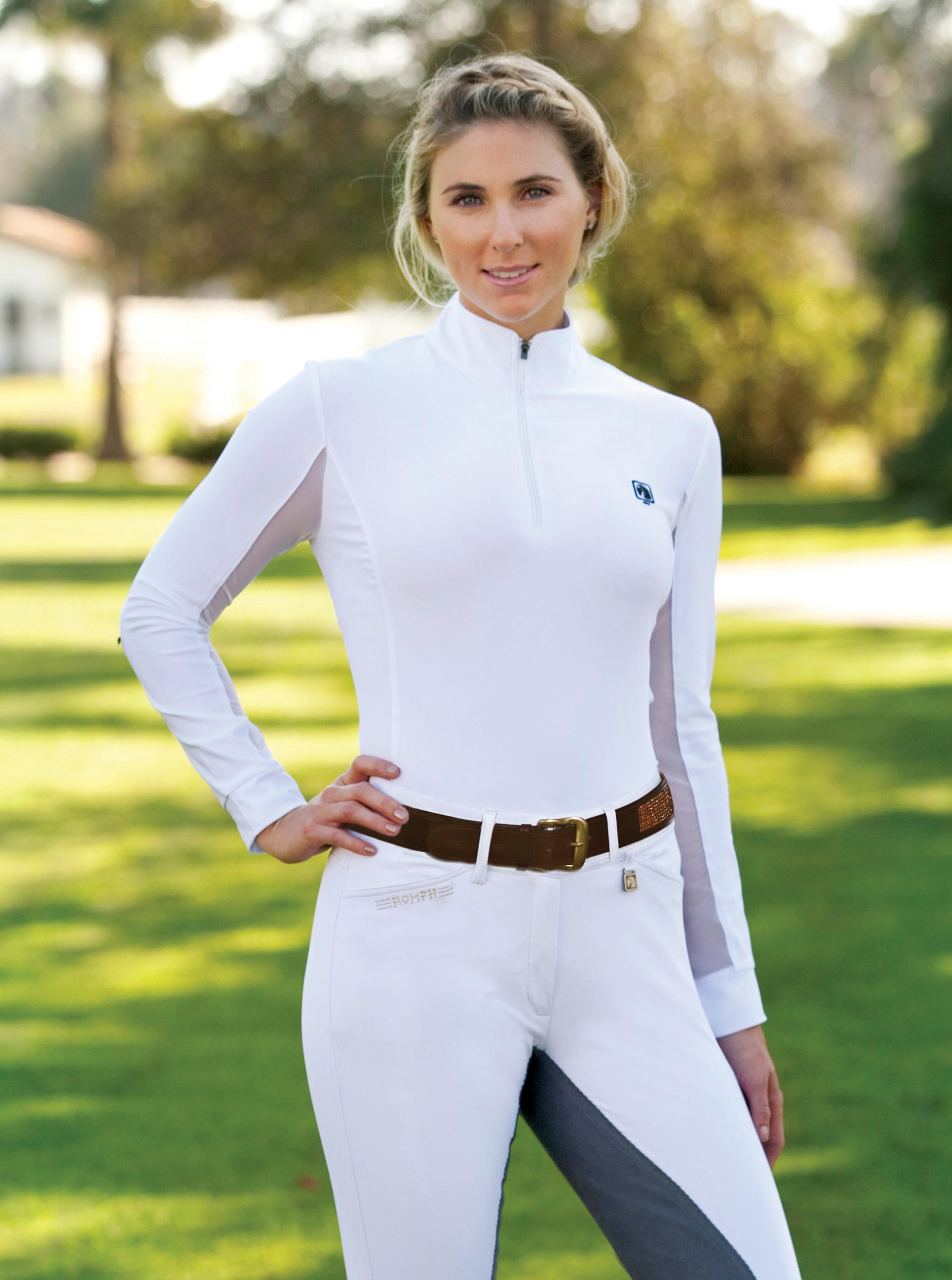 Romfh Pirouette Long Sleeve Show Shirt
