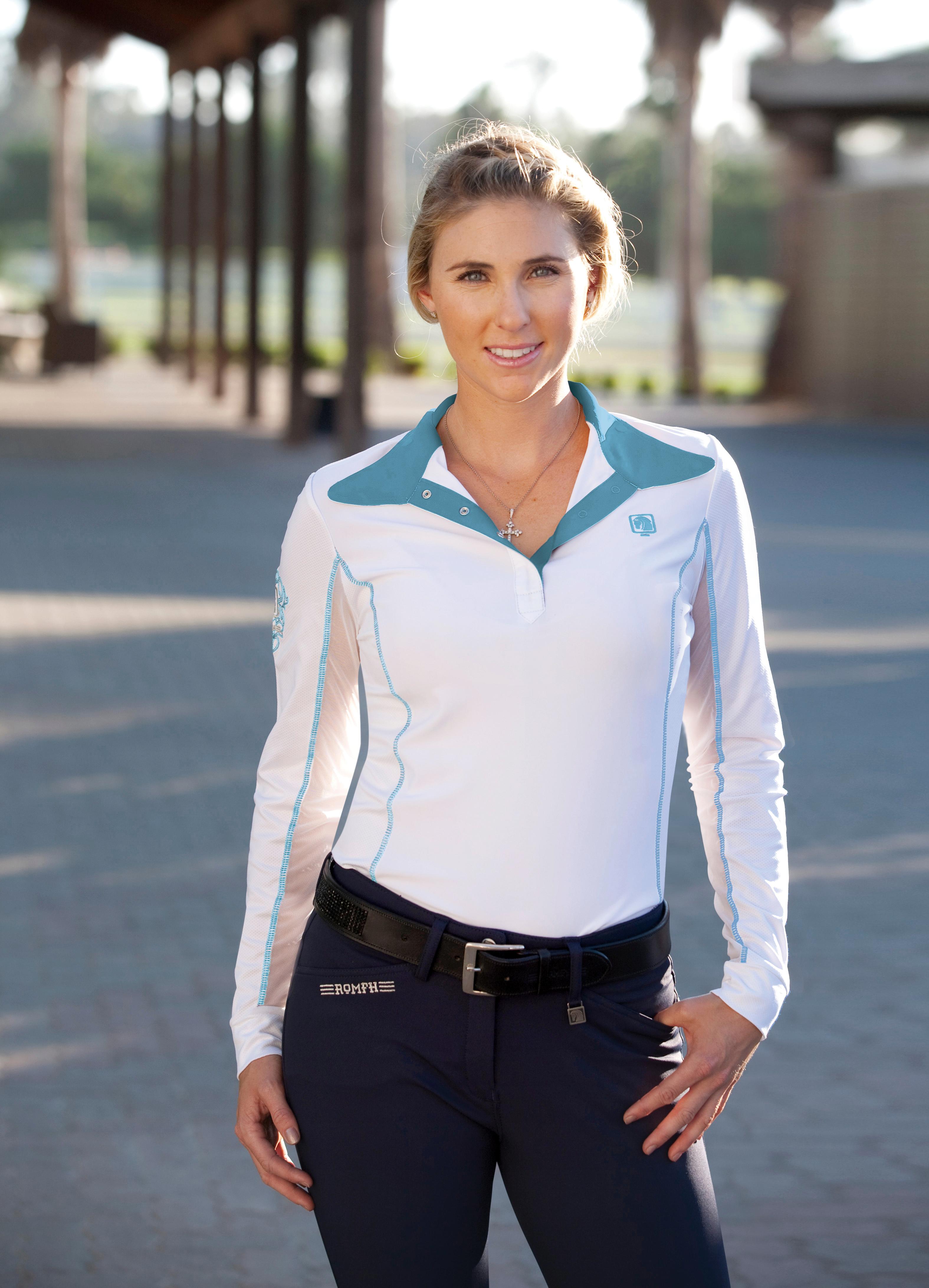 Romfh Competitor Long Sleeve Show Shirt