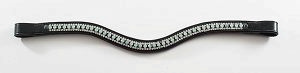 Nunn Finer Luise Browband with Crystals