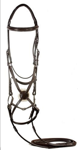 Nunn Finer Stefania Figure 8 Bridle