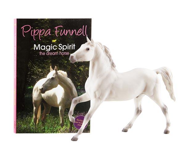 Breyer Horse Stories Pippa Funnell's Magic Spirit