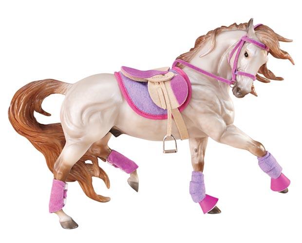 Breyer Traditional Series Tack English Riding Set