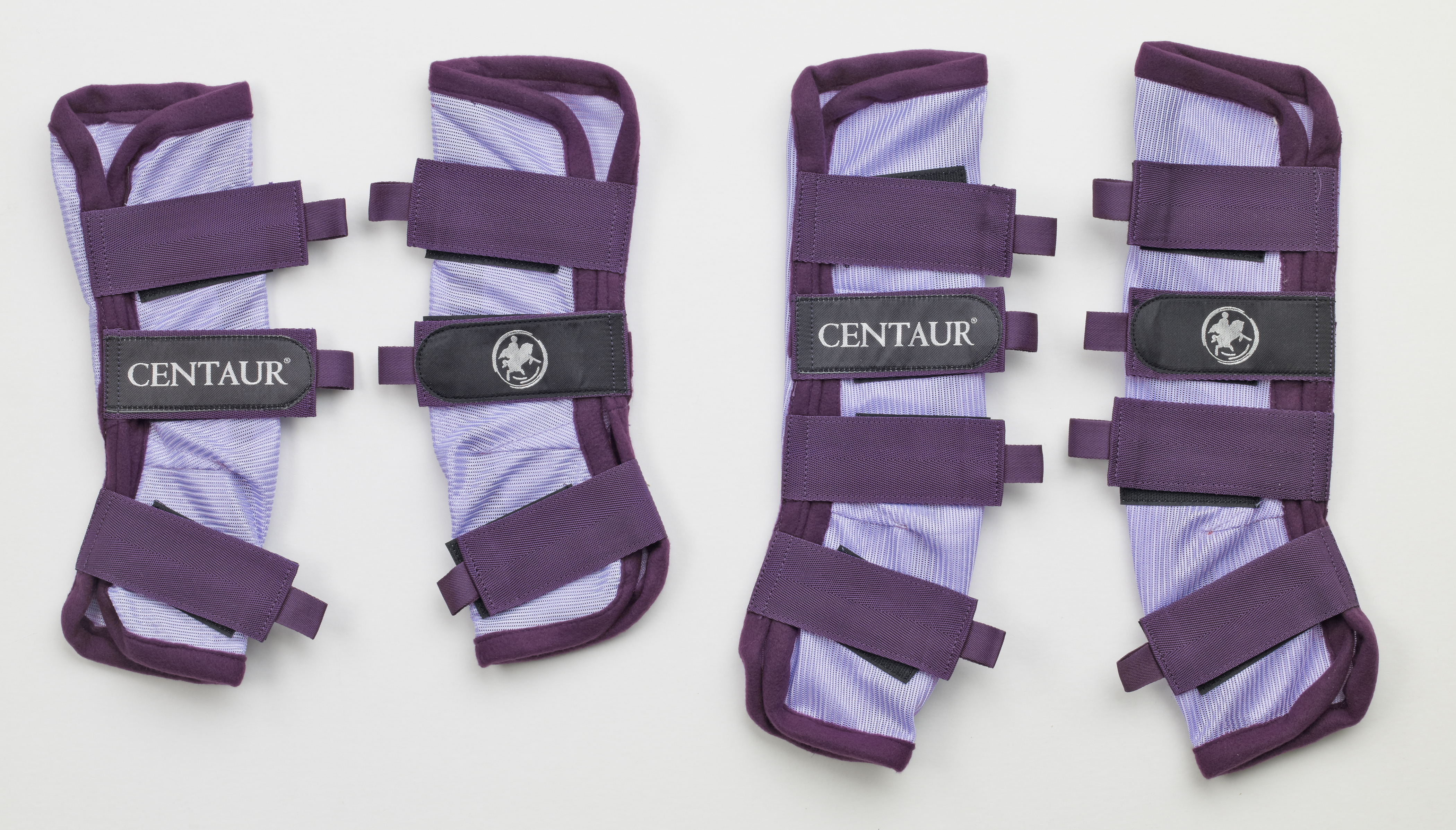Centaur Pony Super Fly Boots - 4 Pack