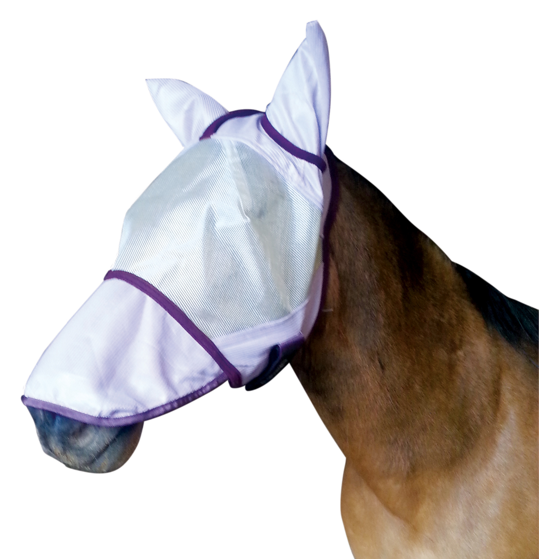Centaur Pony Super Fly Long Nose Mask