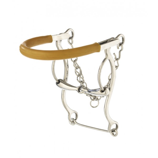 Turn-Two Equine Snaffle Combo Hackamore