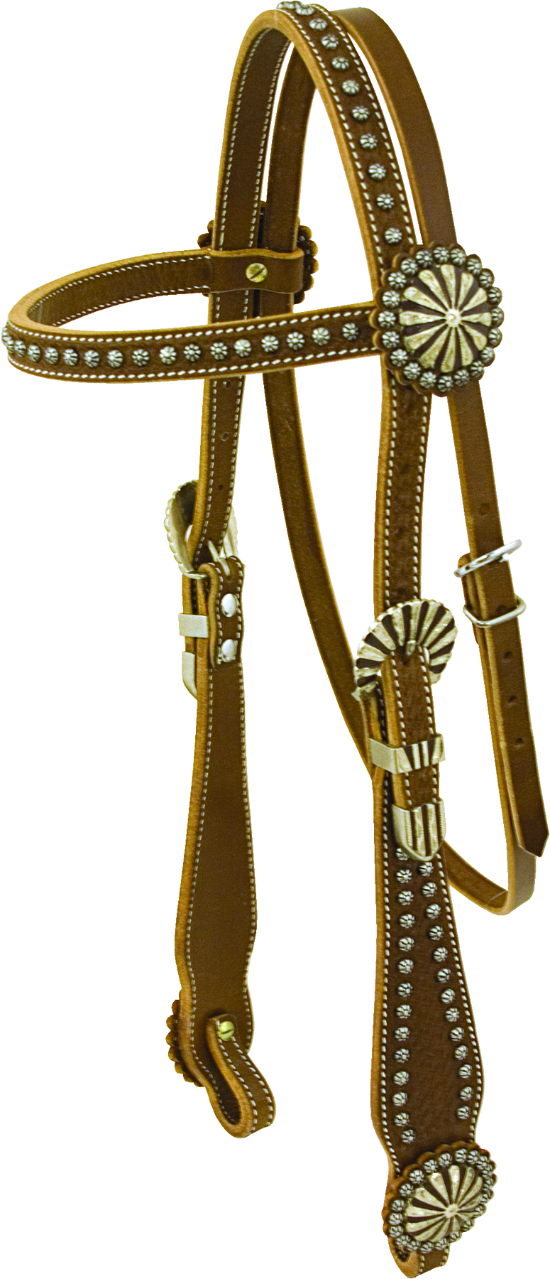 Cowboy Pro Basket Bridle