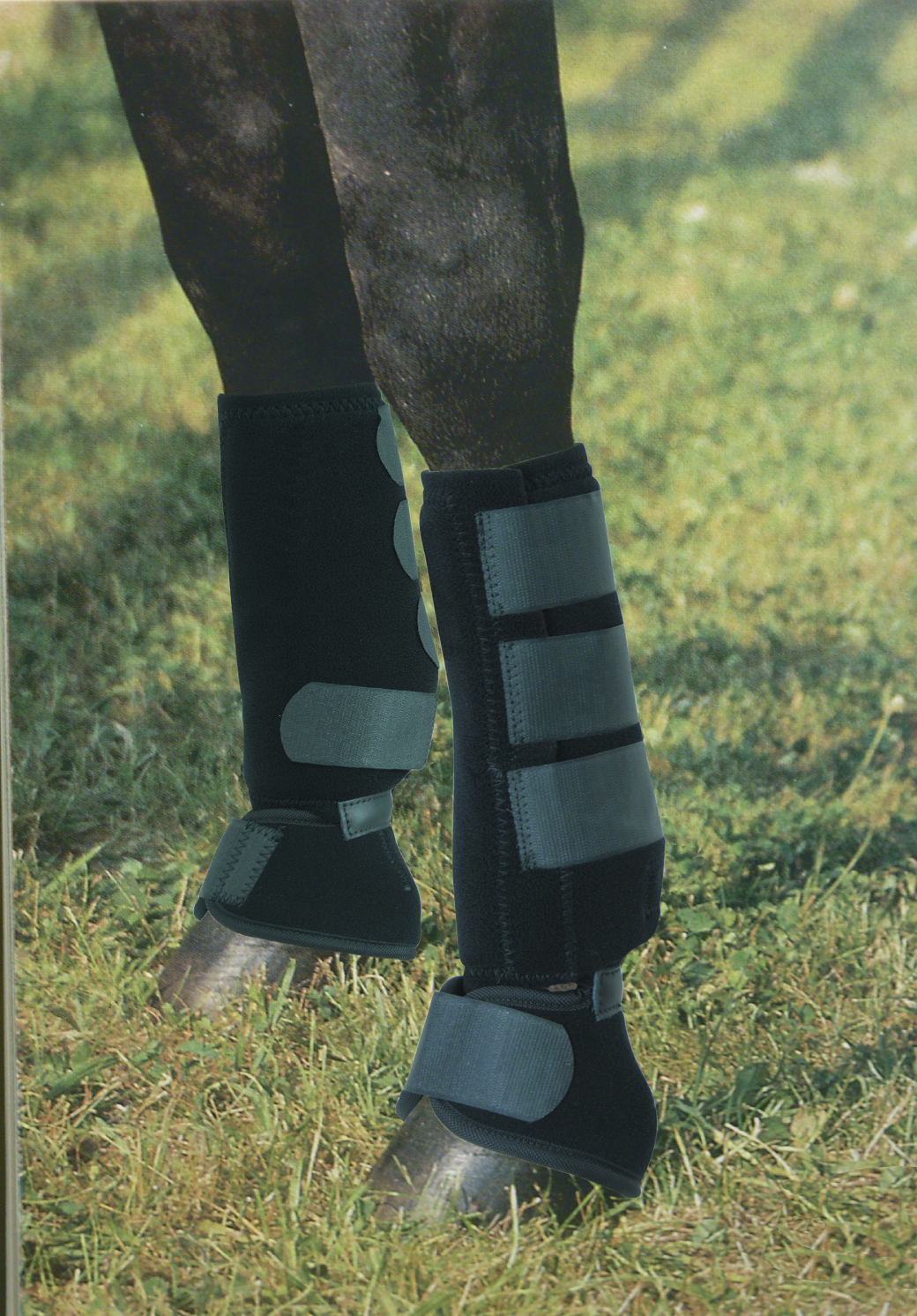Abetta Combo Support & Bell Boots