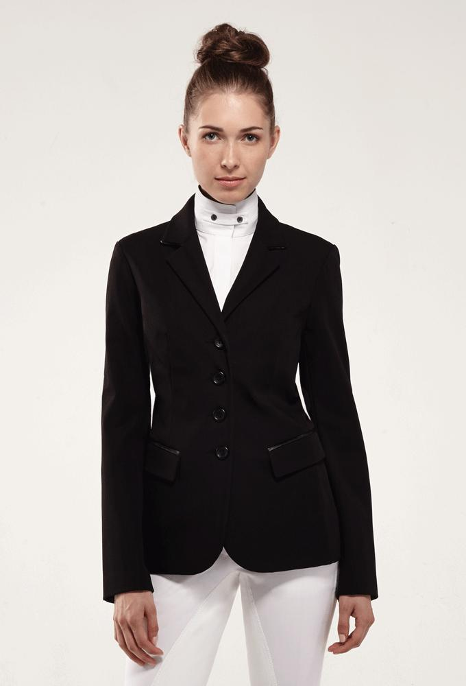 NOEL ASMAR Equestrian Chantilly Show Jacket