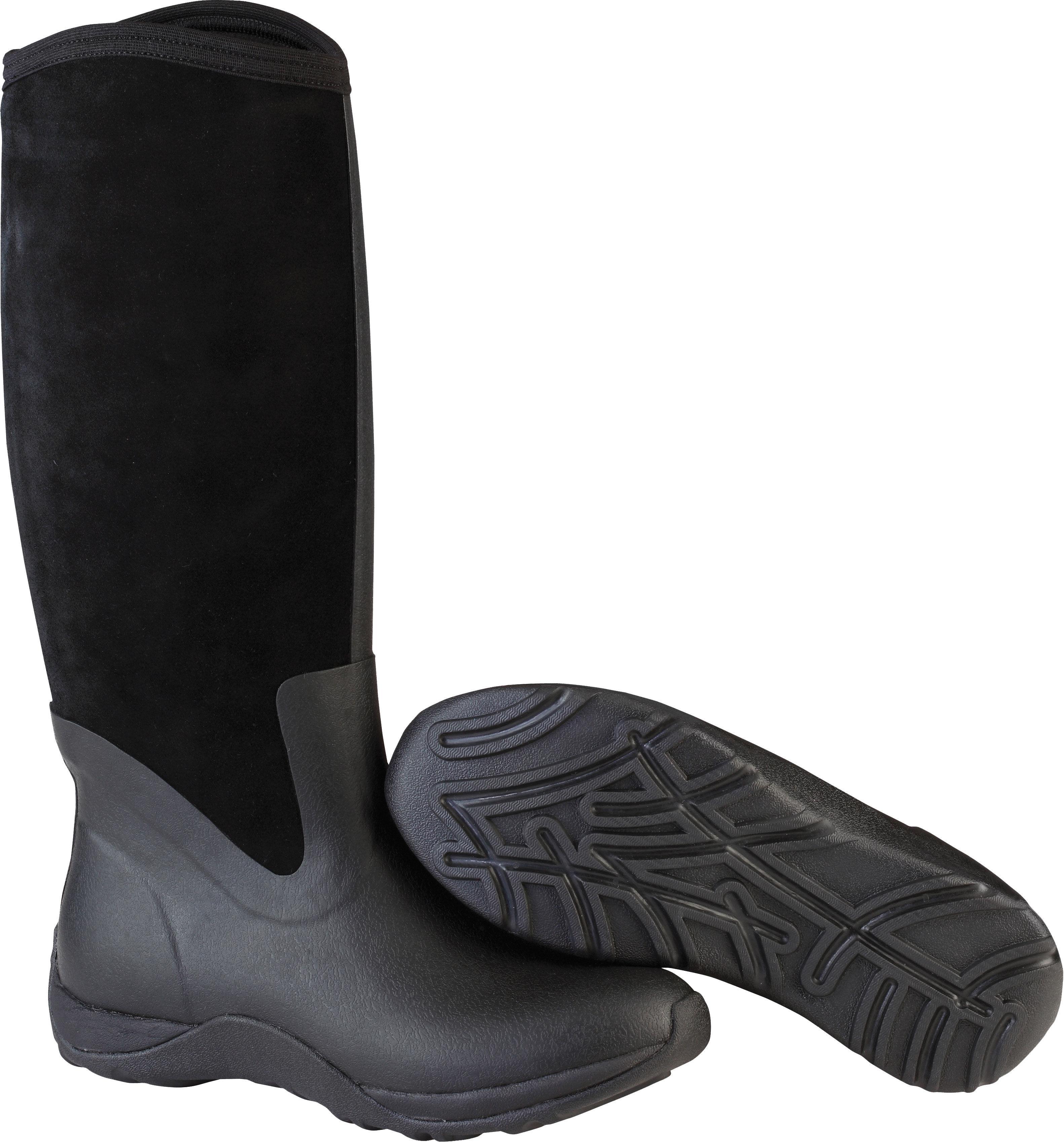 Muck Boots Women's Arctic Adv Zip Suede