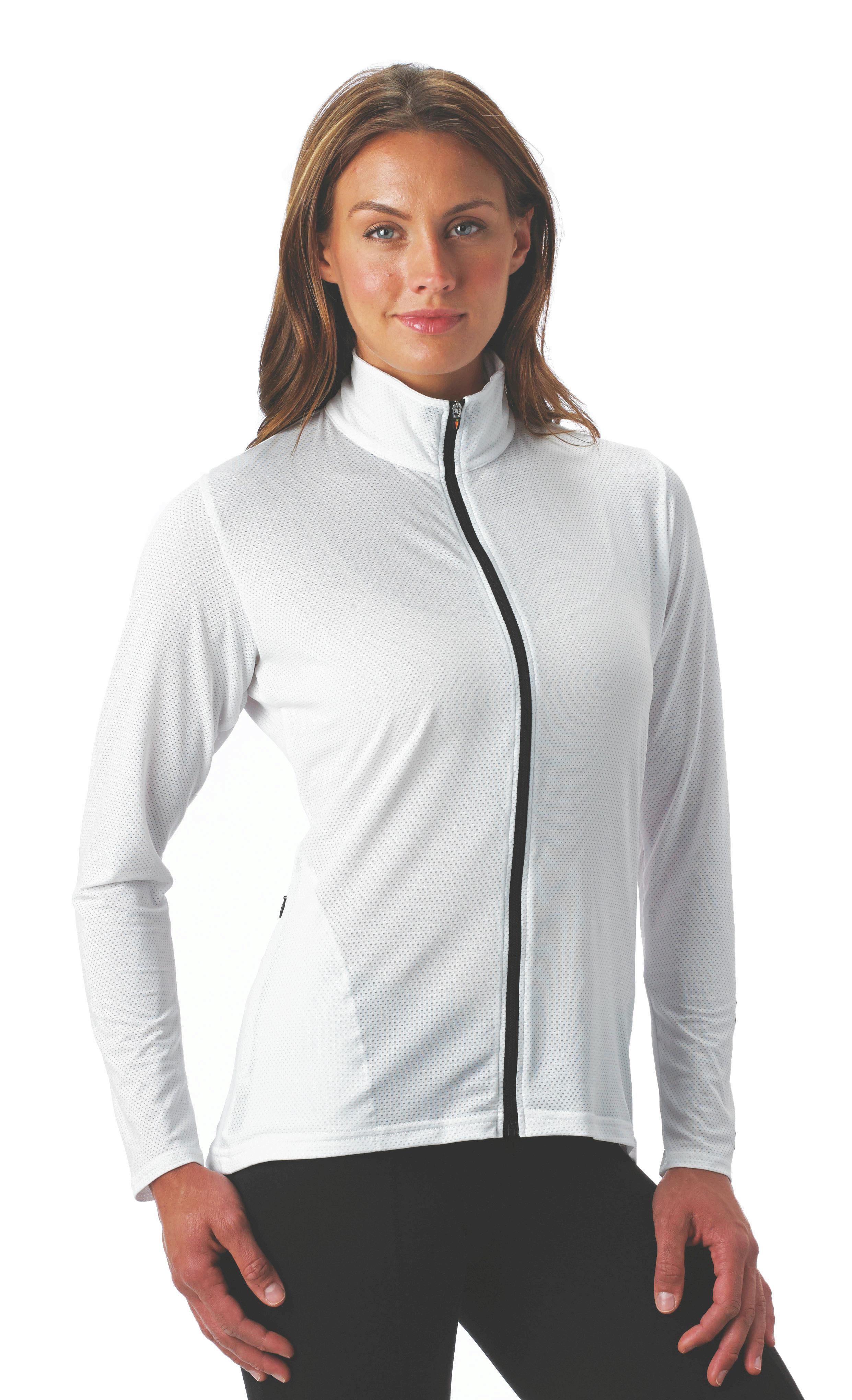 Kerrits Ice Fil Logo Mesh Jacket