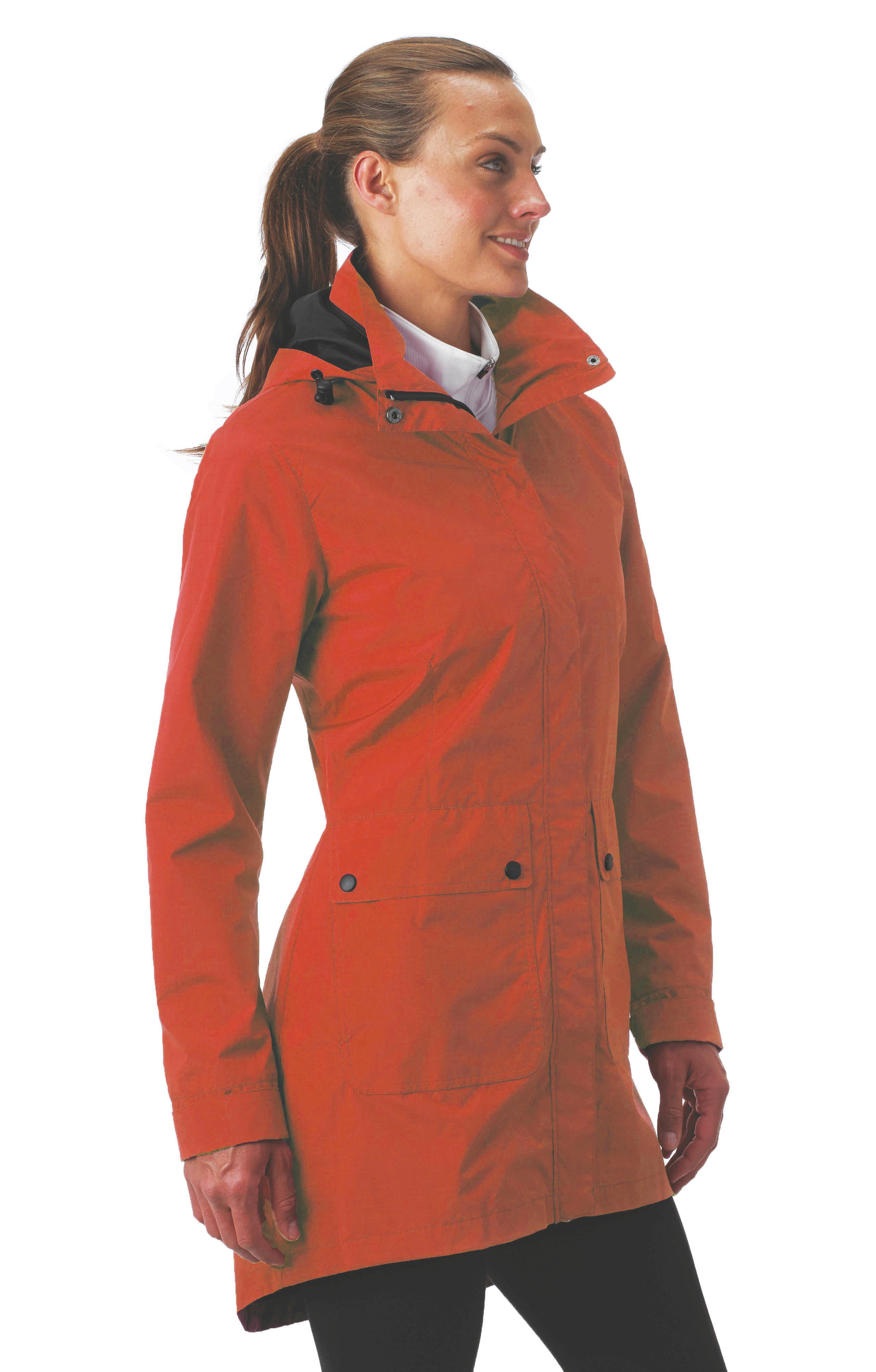 Kerrits Split Tail Rain Jacket