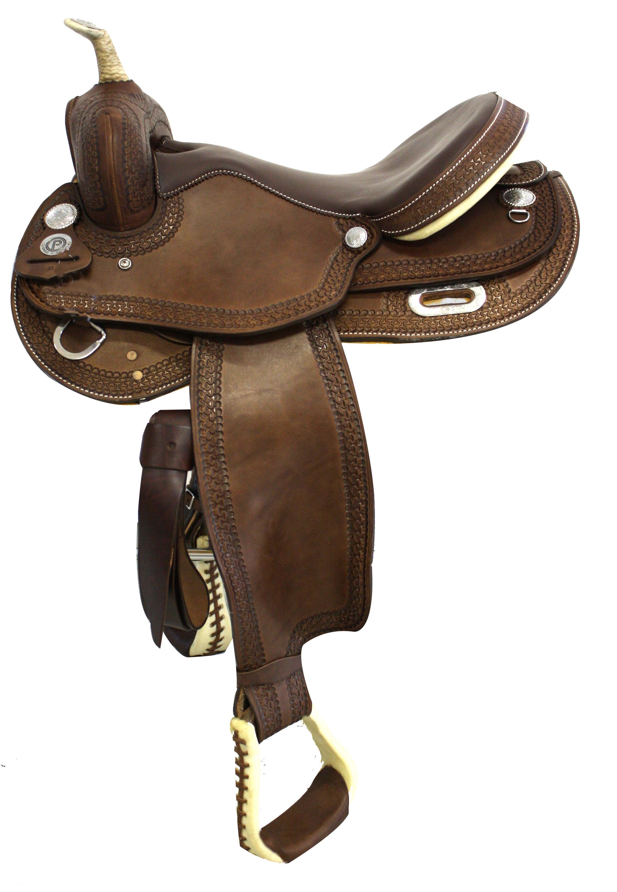 Circle P Winchester All Around Saddle