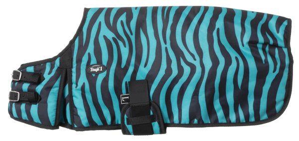 Tough-1 600D Zebra Prints Dog Blanket