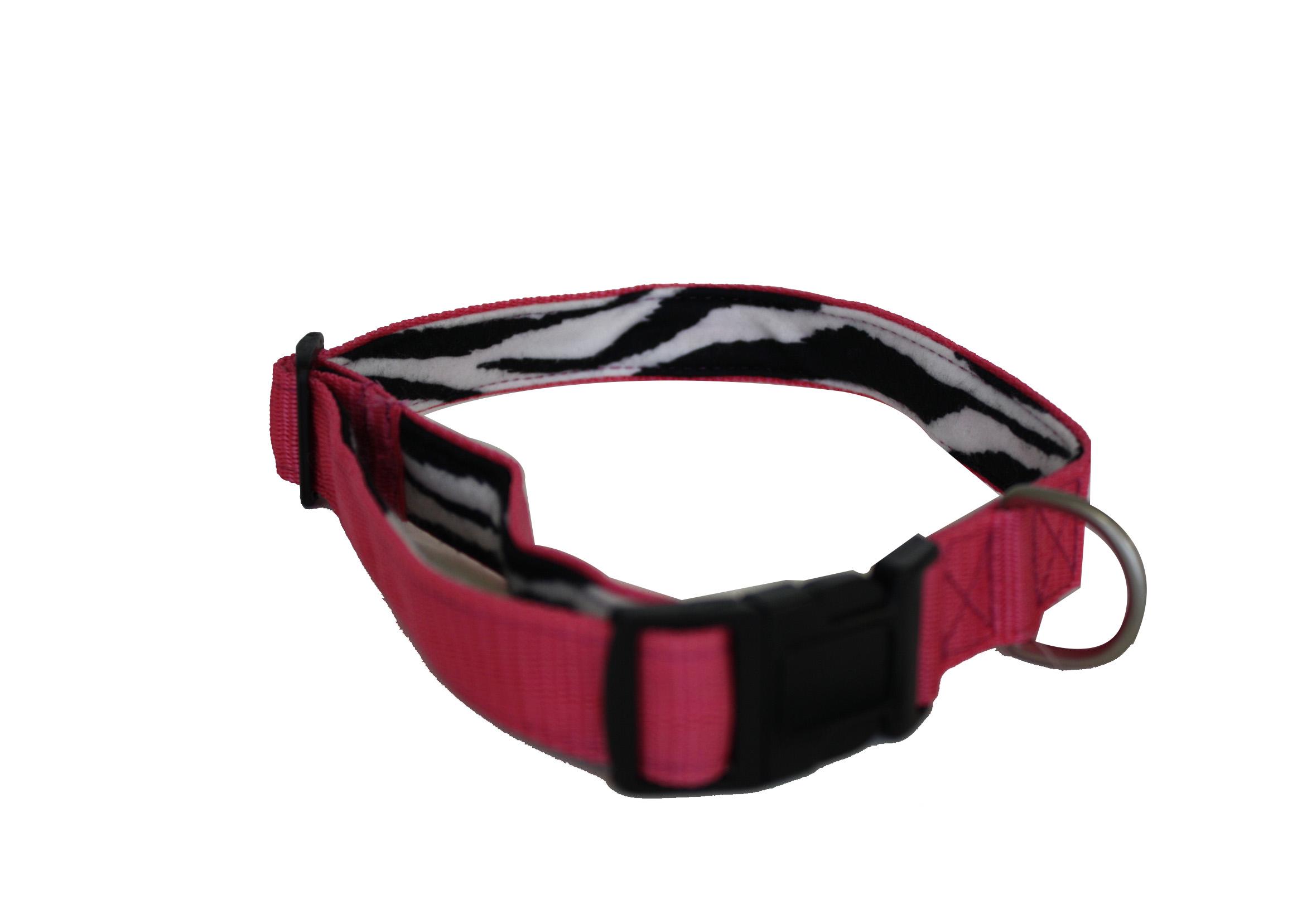 Lami-Cell Fleece Lined Dog Collar
