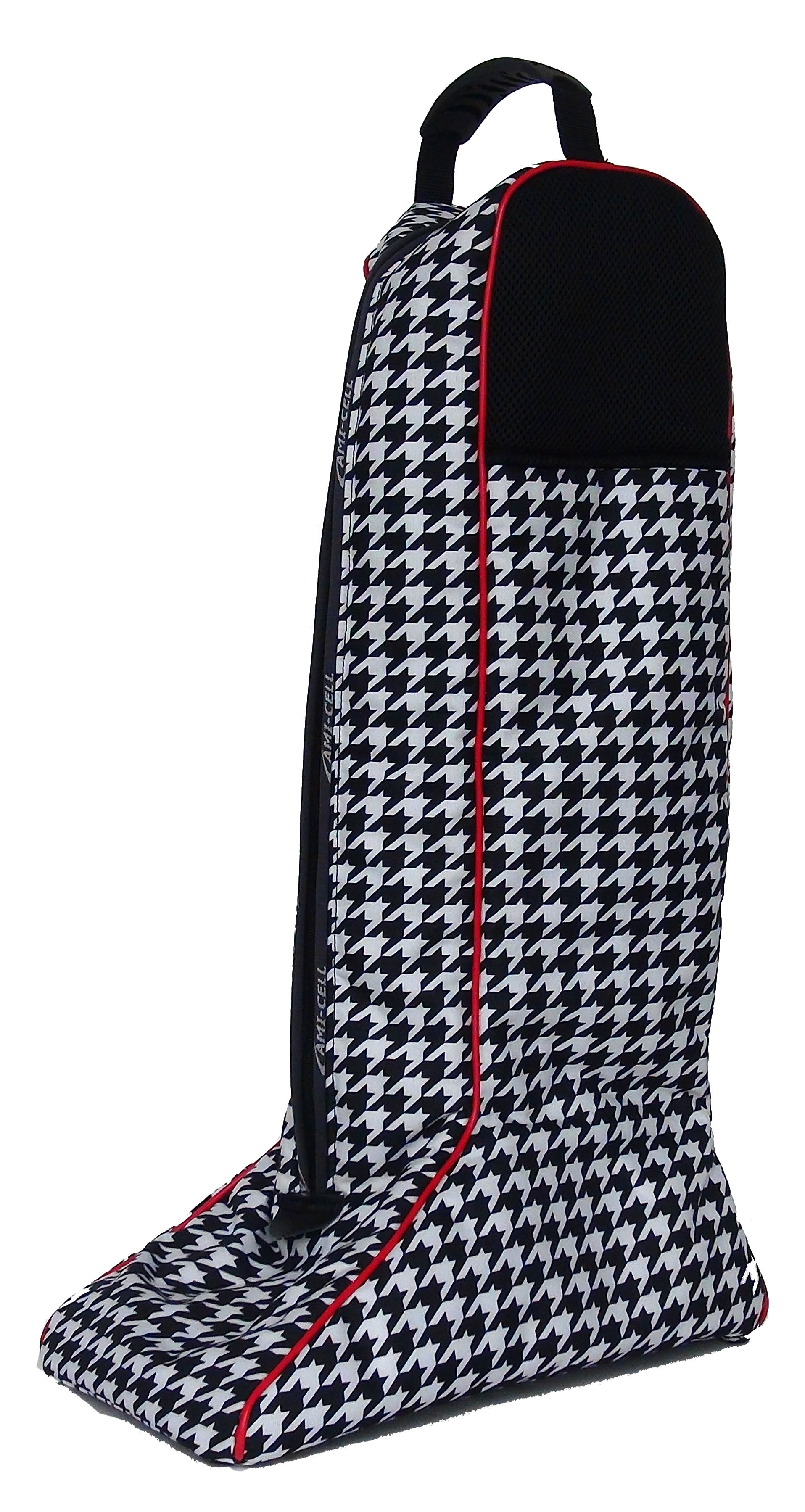 Lami-Cell Houndstooth Helmet Bag