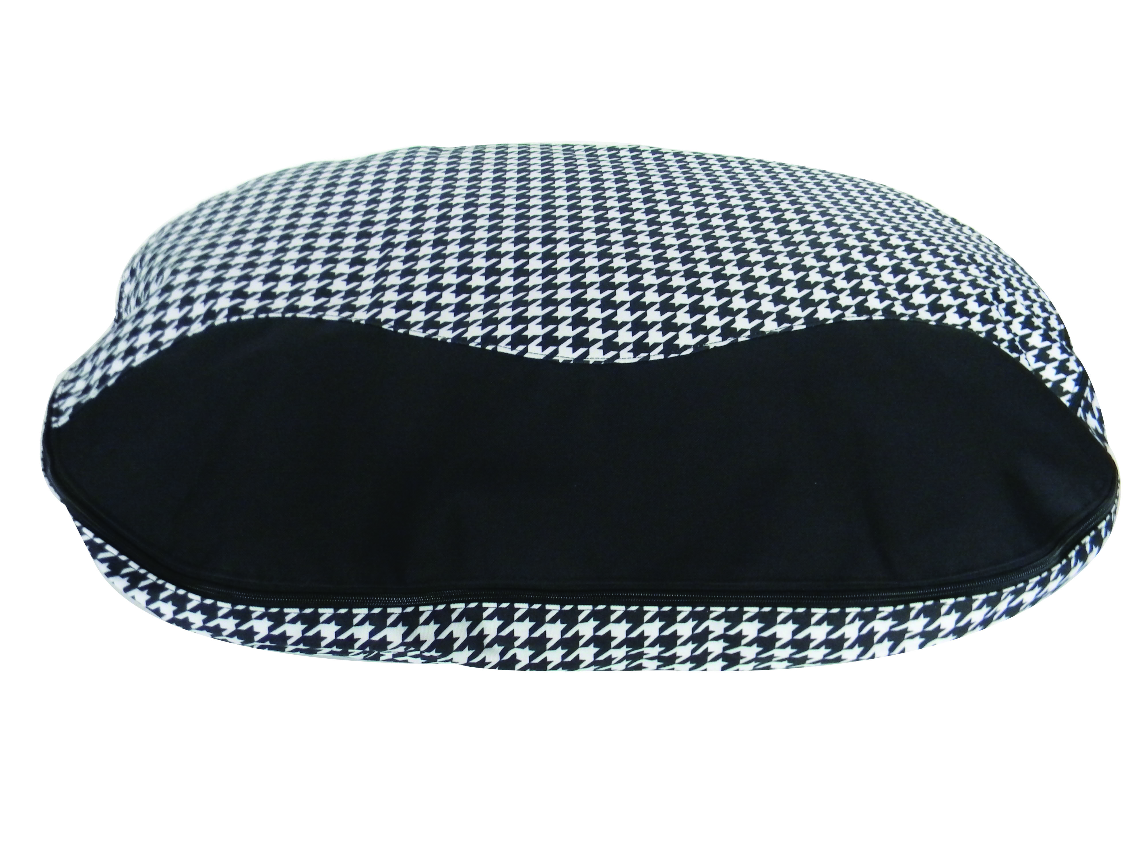 Lami-Cell Houndstooth Dog Bed