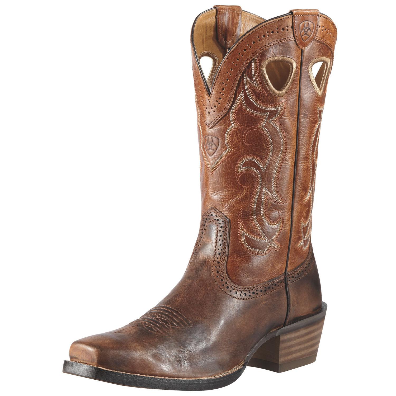 ARIAT Men's Rawhide Boot