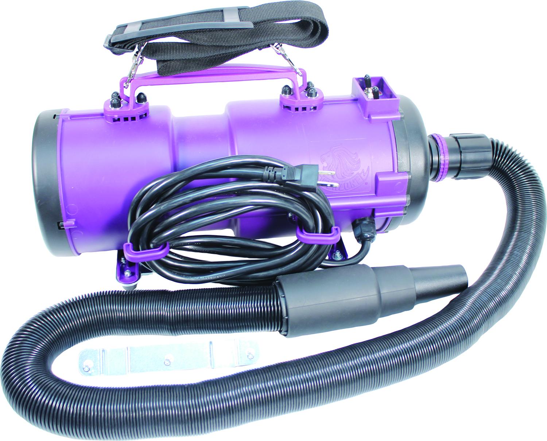 Equizone 2-Motor Ag Dryer
