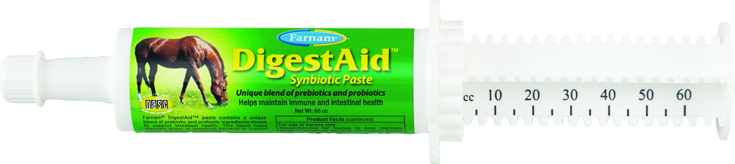 Digestaid Synbiotic Paste For Horses